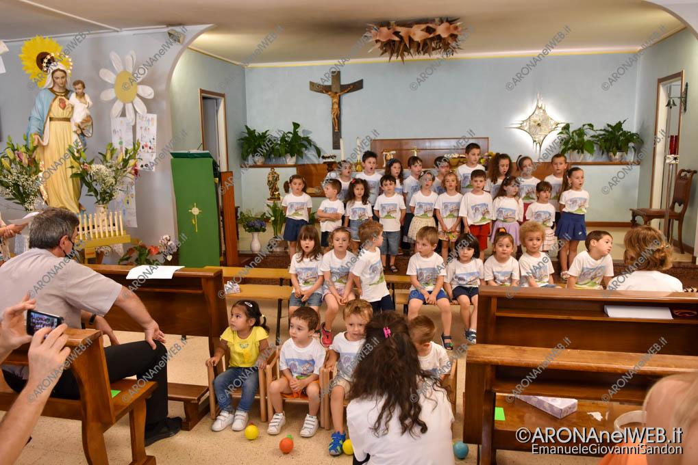 EGS2021_04573   Messa di Saluto a don Paolo con gli i bambini della Scuola Materna Papa Giovanni XXIII