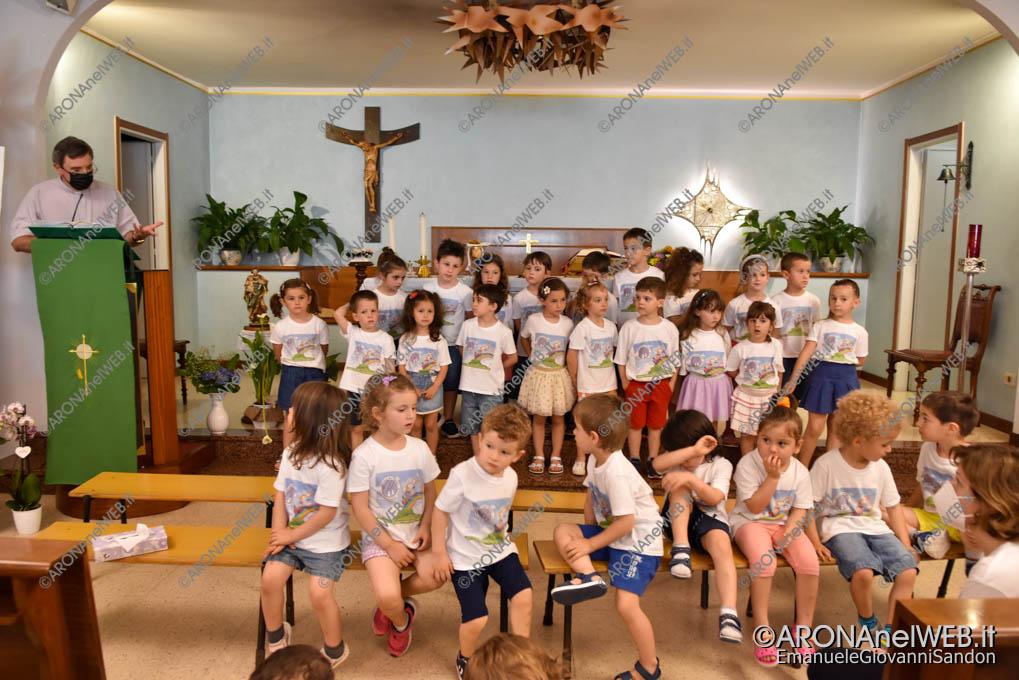 EGS2021_04586   Messa di Saluto a don Paolo con gli i bambini della Scuola Materna Papa Giovanni XXIII