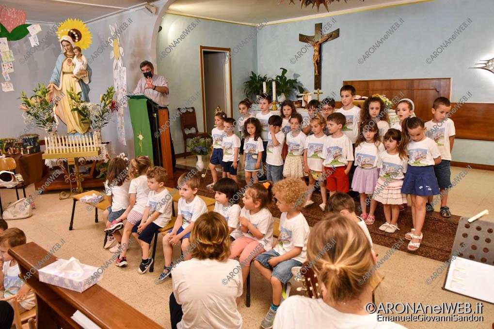 EGS2021_04590   Messa di Saluto a don Paolo con gli i bambini della Scuola Materna Papa Giovanni XXIII