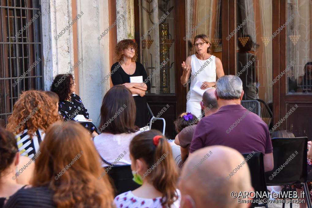 EGS2021_04776   Rossella Köhler dialoga con Anna Barbaglia