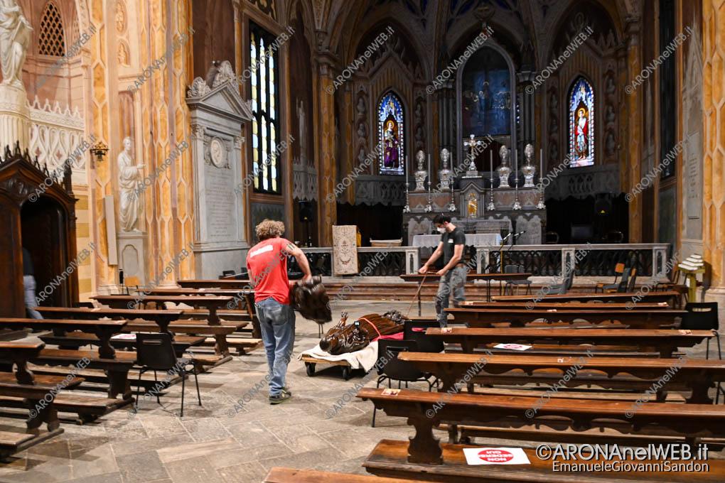 EGS2021_04939 | Il San Carlino viene traslato dalla Chiesa di San Graziano al Corso Cavour