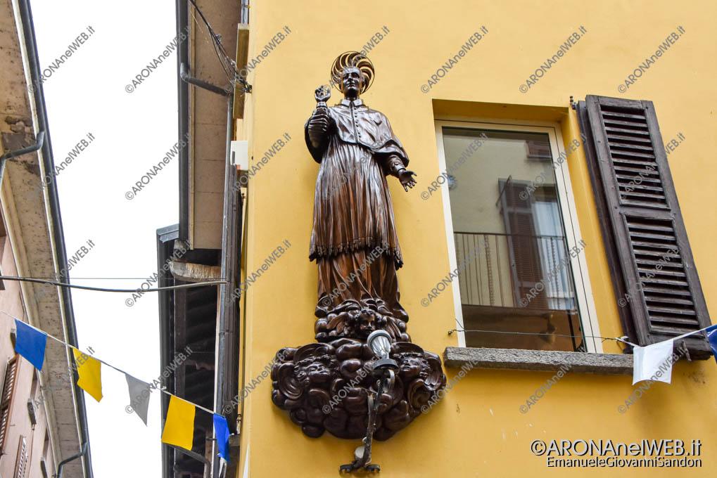 EGS2021_05229 | Il San Carlino del Corso è tornato a benedire i passanti