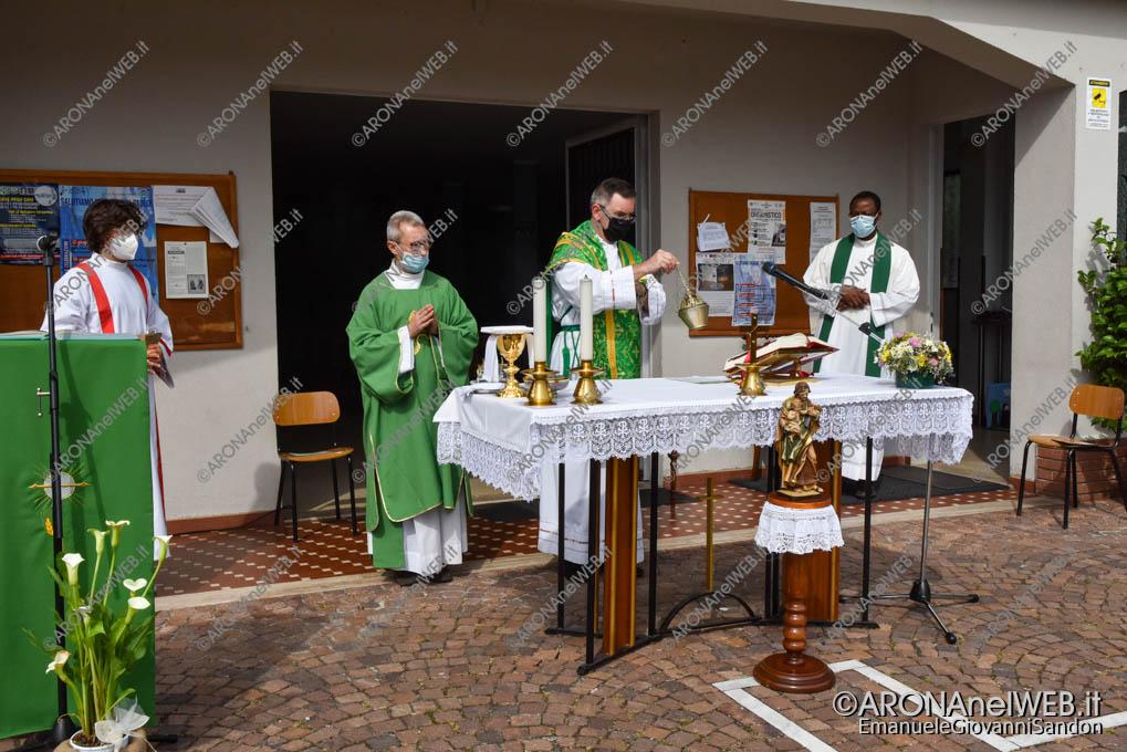 EGS2021_05840 | Messa nella chiesa del Cuore Immacolato di Maria ai Tre Ponti