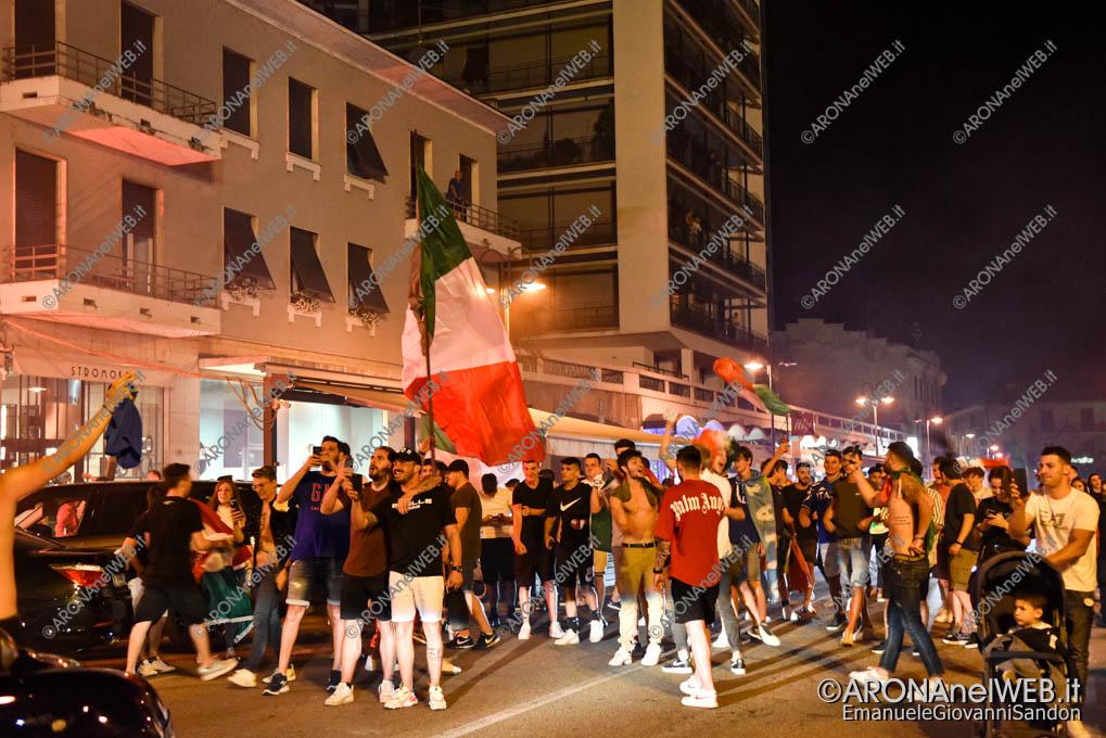 EGS2021_08369   Italia campione d'Europa, Arona in festa
