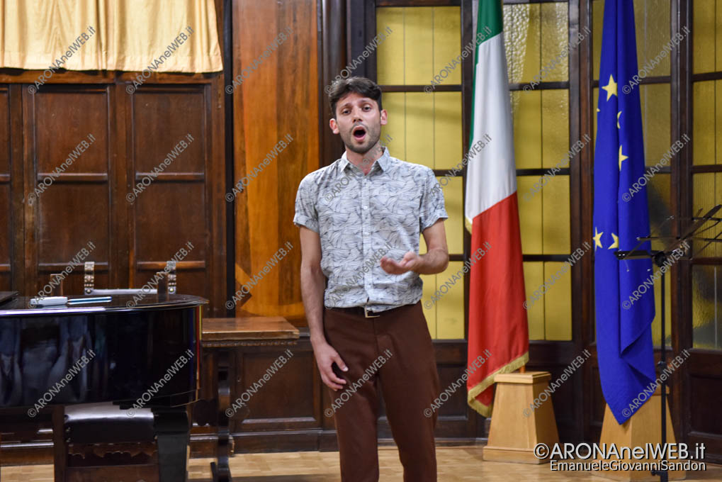 """EGS2021_08568   """"dall'Aria all'audiZione"""" – Francesco Nocco"""