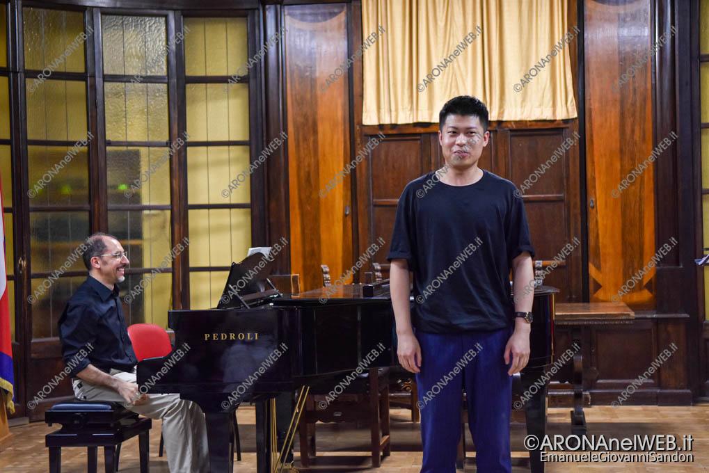 """EGS2021_08600   """"dall'Aria all'audiZione"""" – Zhongrui Li"""