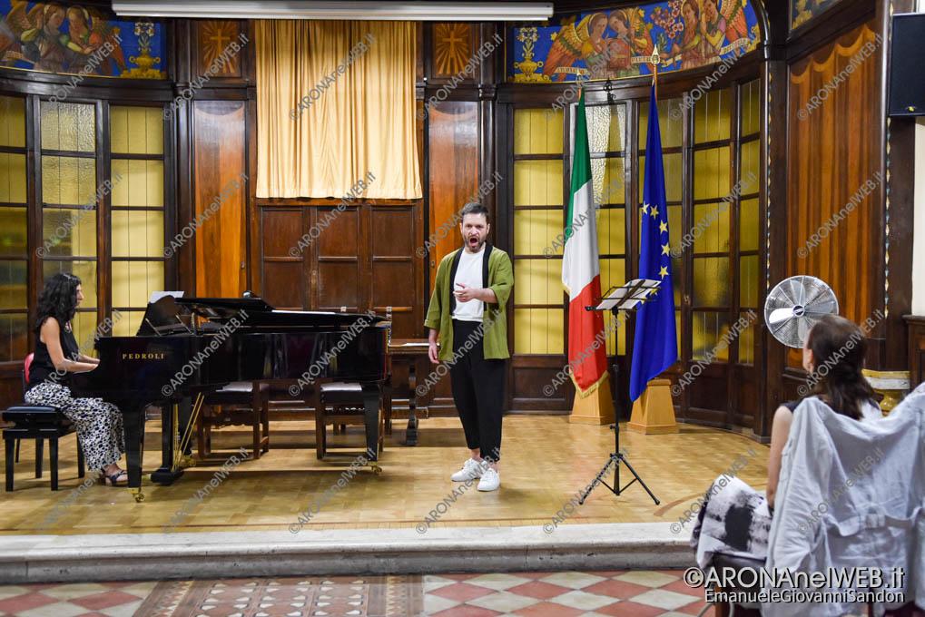 """EGS2021_08637   """"dall'Aria all'audiZione"""" – Matteo Cavicchio"""