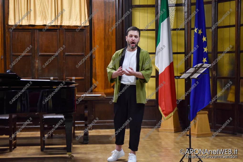 """EGS2021_08639   """"dall'Aria all'audiZione"""" – Matteo Cavicchio"""