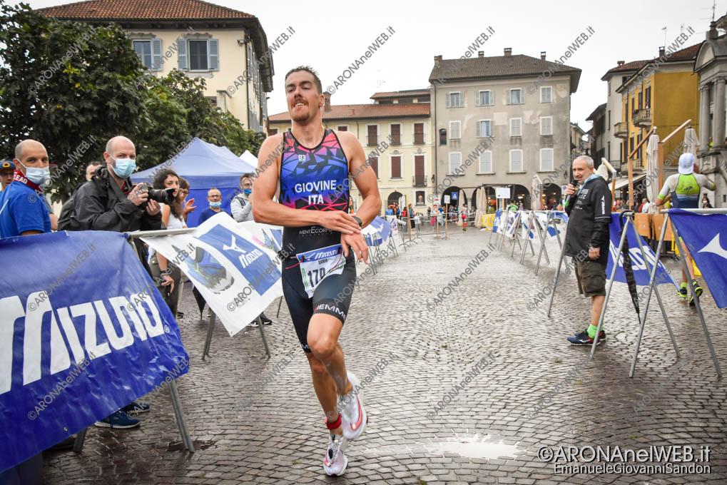 EGS2021_10710 | AronaMen Triathlon 2021 - 2° Dario Giovine
