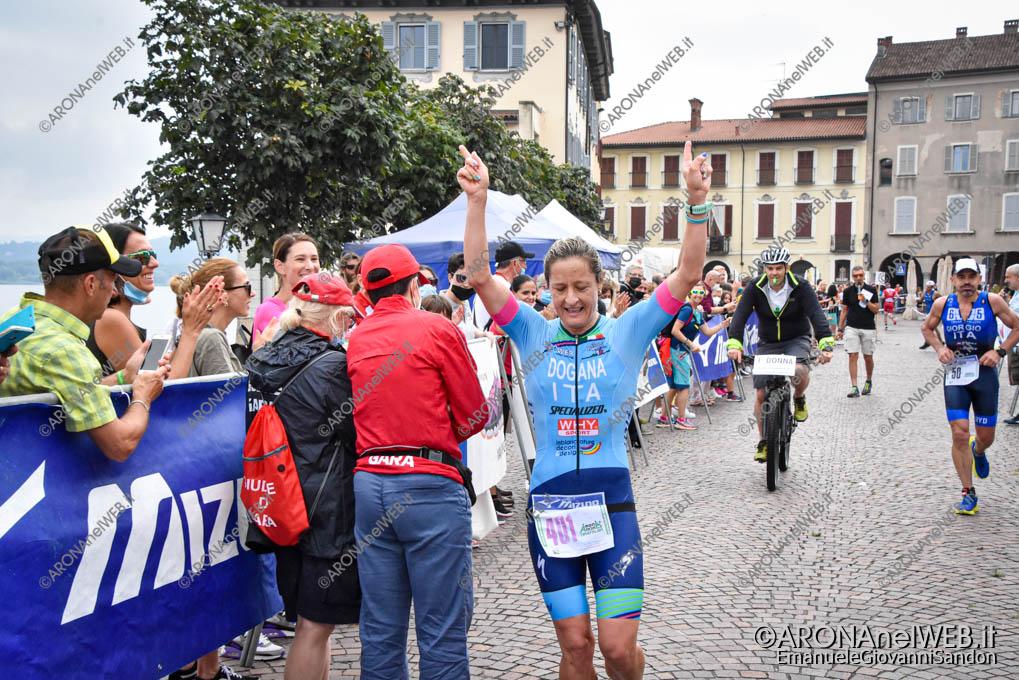 EGS2021_10832 | AronaMen Triathlon 2021 - 1° Martina Dogana