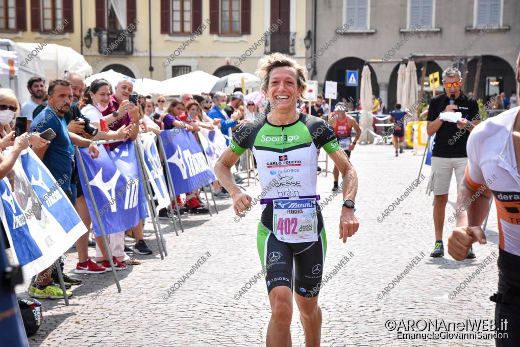 EGS2021_10878 | AronaMen Triathlon 2021 - 3° Francesca Marin