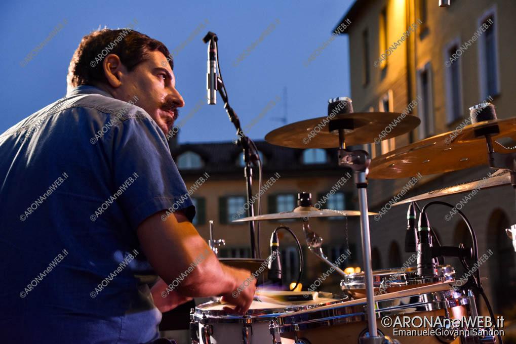 EGS2021_11511   Arona Music Festival 2021 – Jazz Night con Isgrò Trio, Riccardo Bruno