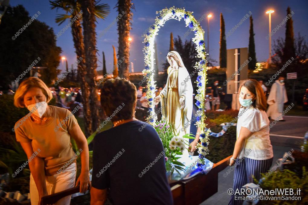 EGS2021_13164 | Castelletto Ticino, processione per la vigilia dell'Assunta