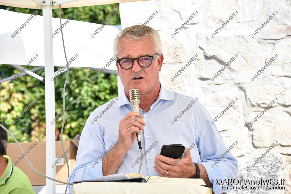 EGS2021_13269   Fabrizio Barbieri, sindaco di Meina