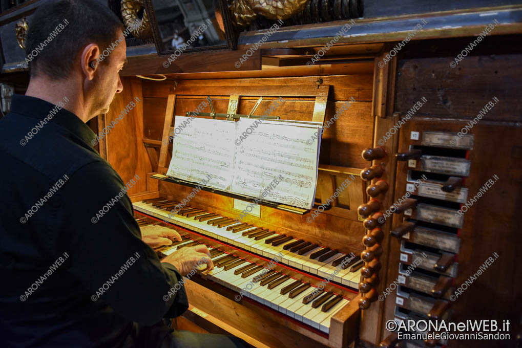 EGS2021_13440 | Maurizio Maffezzoli, organo