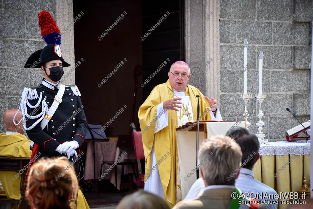 EGS2021_14124   mons. Franco Giulio Brambilla, vescovo di Novara