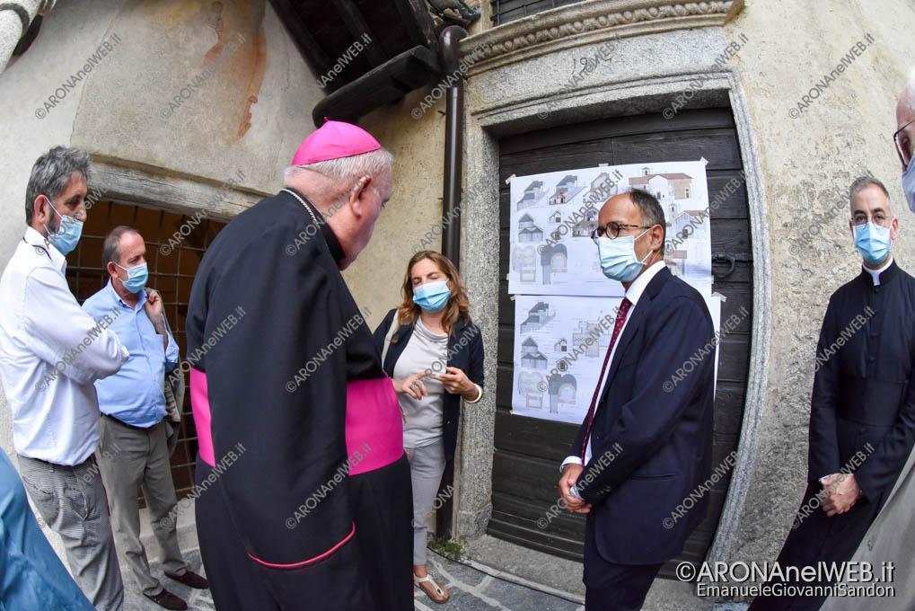 """EGS2021_14275   Presentati i restauri """"Rinasce San Salvatore"""""""