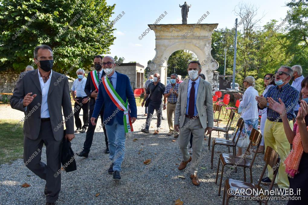 EGS2021_16355 | La comunità di Oleggio Castello in festa per il nuovo parroco