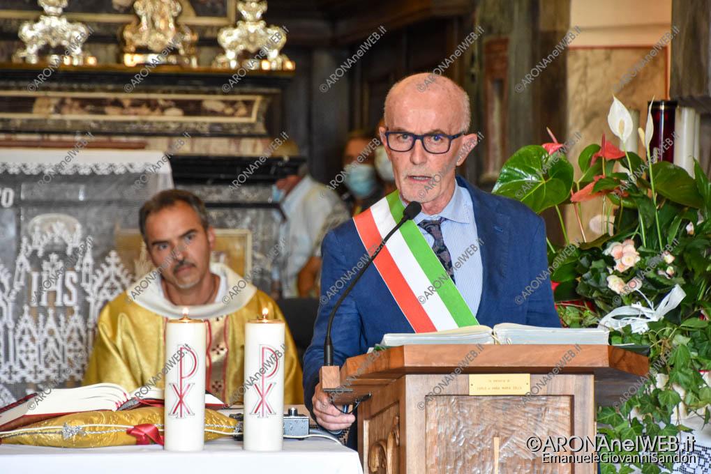 EGS2021_16382 | Marco Cairo, sindaco di Oleggio Castello