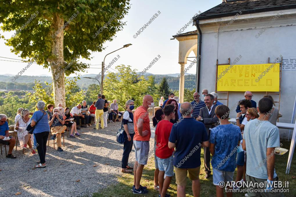 EGS2021_16518 | La comunità di Oleggio Castello in festa per il nuovo parroco