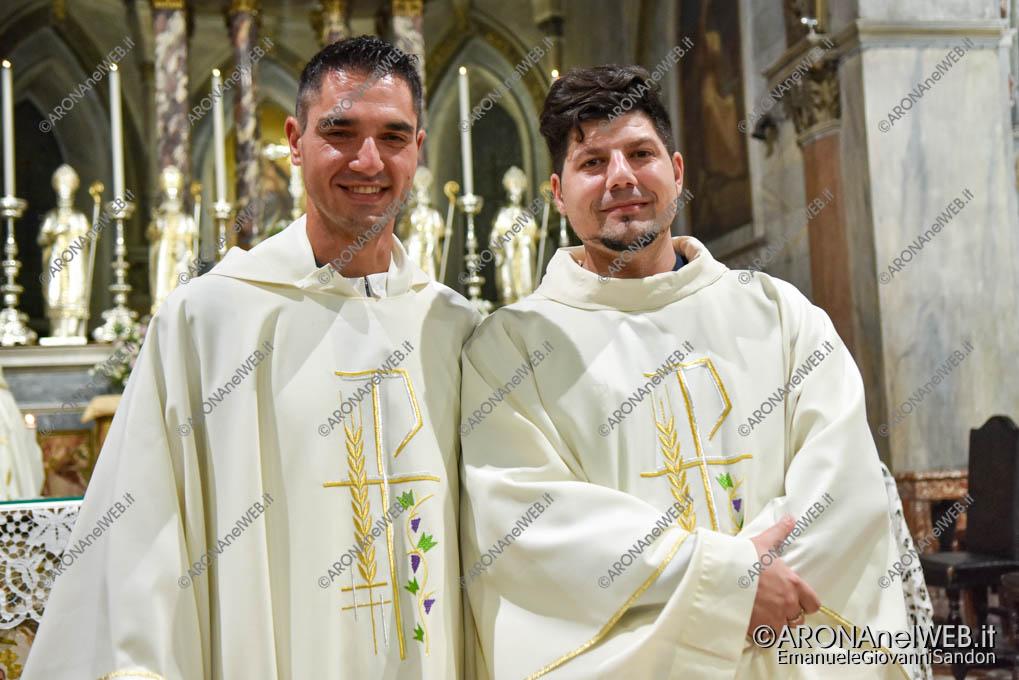 EGS2021_17082 | Don Gianluca De Marco con don Samuele Pizzolato