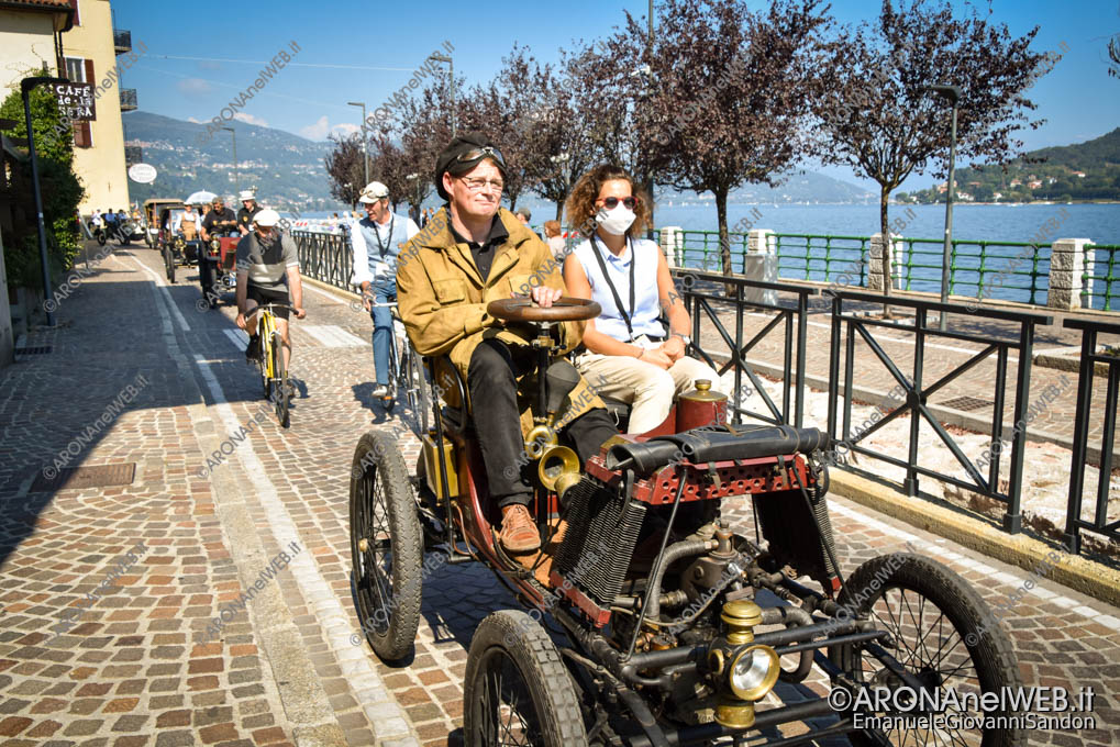"EGS2021_18056 | Rievocazione storica ""Arona-Stresa-Arona"" 2021, la partenza da Arona"