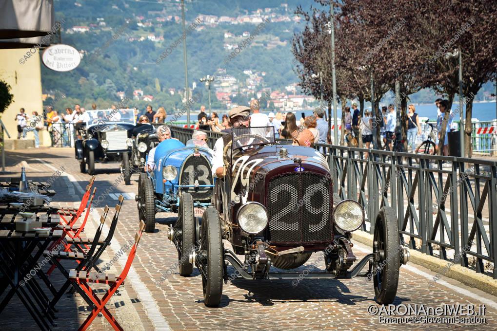 "EGS2021_18075 | Rievocazione storica ""Arona-Stresa-Arona"" 2021, la partenza da Arona"