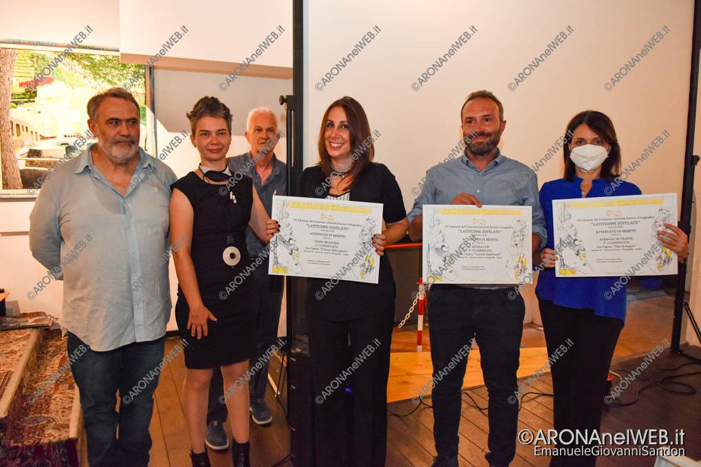 EGS2021_18362   Premiazione del concorso Latitudini (S)velate - Associazione Licenza Poetica