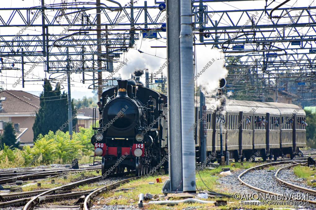 EGS2021_18392   Novara – Stresa con un treno storico a vapore