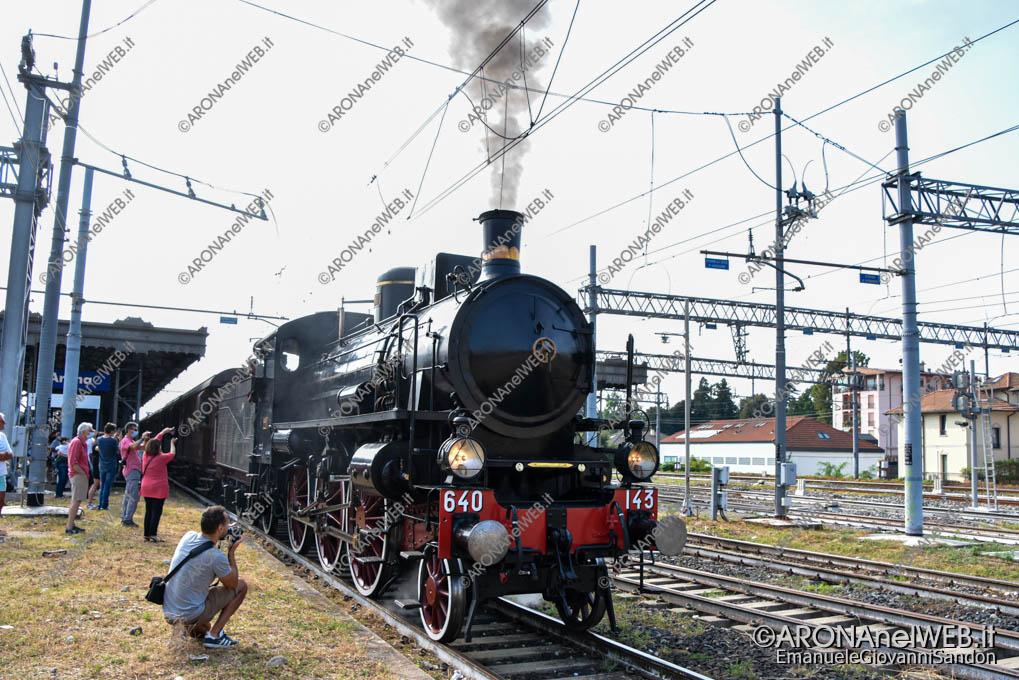 EGS2021_18452   Novara – Stresa con un treno storico a vapore