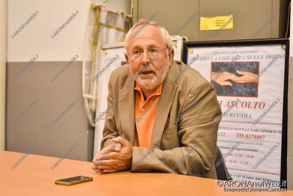 EGS2021_18788 | Fausto Ferrara, coordinatore locale di Italia Viva