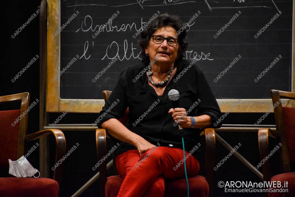 EGS2021_20444 | Rosanna di Federico, vicepresidente dell'Associazione Amici del Fermi