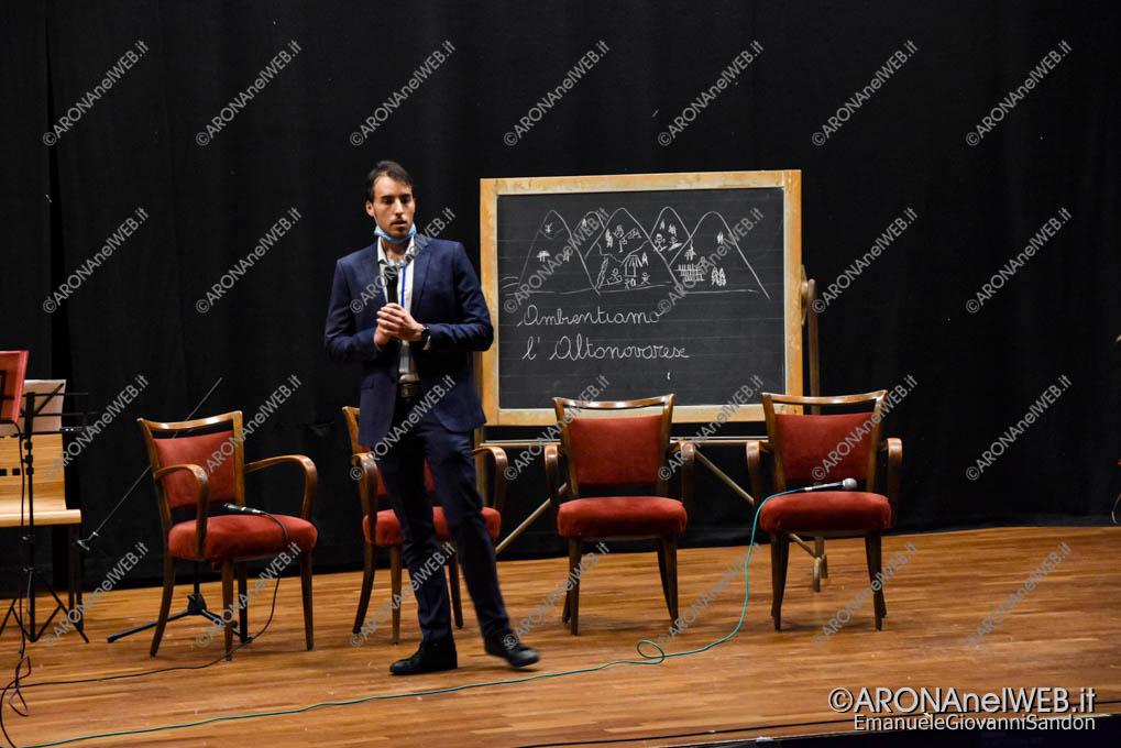 EGS2021_20459 | Marco De Nigris, coordinatore del progetto AmbientiAmo la Scuola