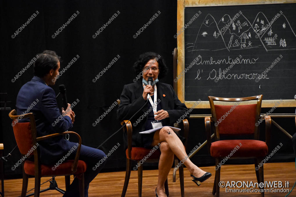 EGS2021_20472 | Giuseppina De Vito, Presidente delegazione Fai di Novara