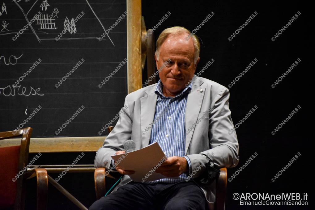 EGS2021_20477 | Gianni De Bernardi, Presidente Ecomuseo del Cusio