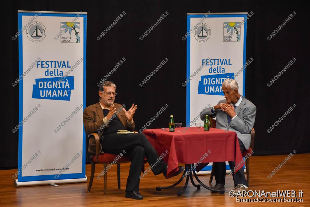 EGS2021_20693 | Festival della dignità umana 2021, Vittorio Lingiardi dialoga con Eugenio Borgna