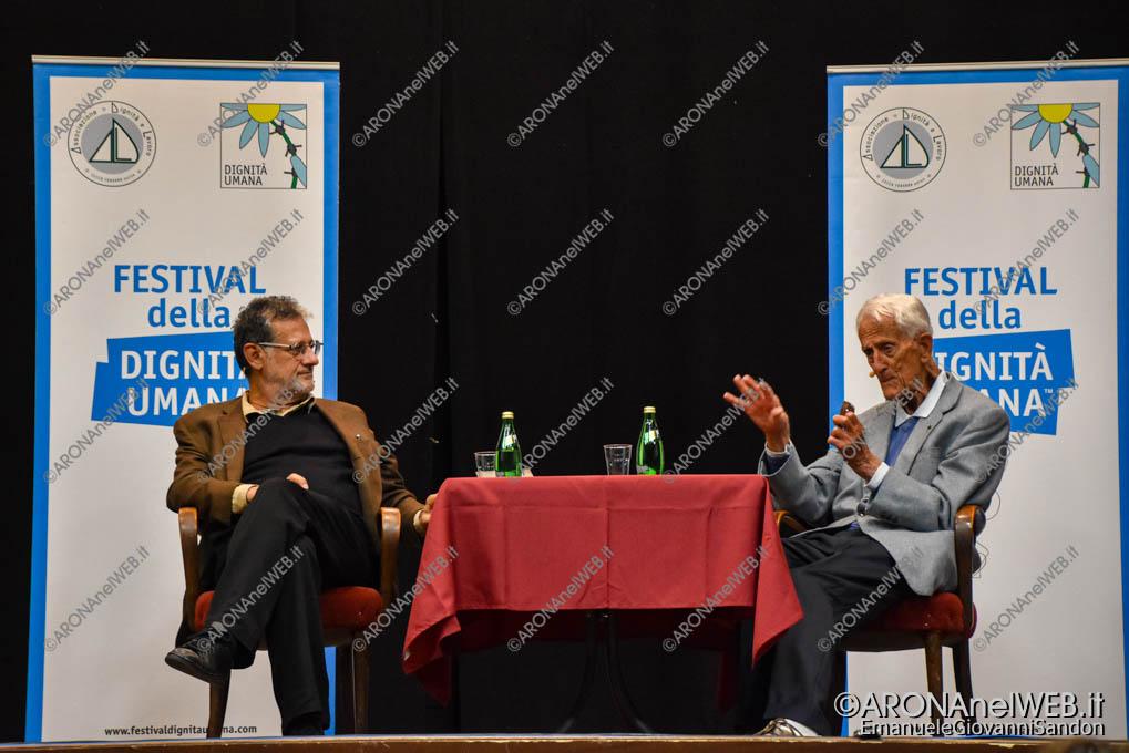 EGS2021_20717 |  | Festival della dignità umana 2021, Vittorio Lingiardi e Eugenio Borgna