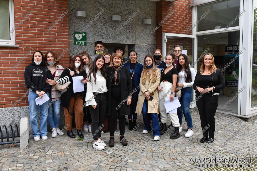 EGS2021_20826   I ragazzi volontari dell'Istituto Marcelline