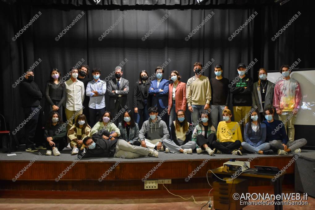 EGS2021_21213 | I giovani dell'oratorio di Arona in dialogo con la città