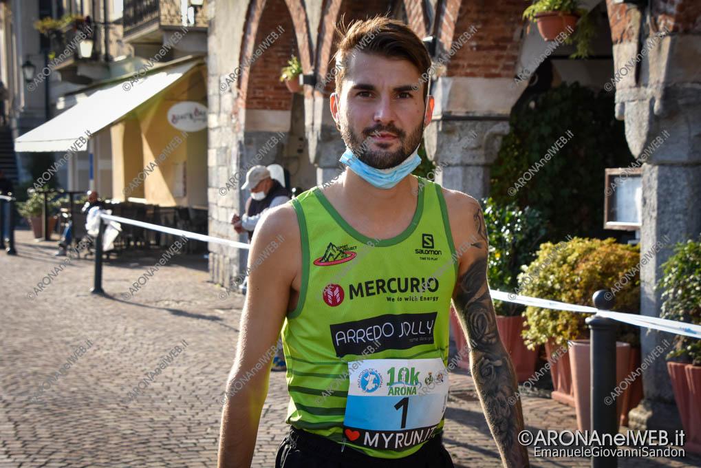EGS2021_21272   Marco Giudici alla Arona 10K
